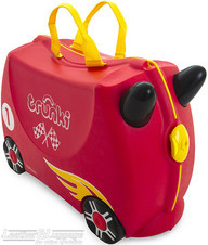 Trunki ride-on suitcase 0321 ROCCO RACE CAR