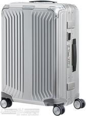 Samsonite Lite Box ALU 55cm Frame suitcase 122705  ALUMINIUM