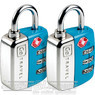GO Travel TSA twin lock set  344