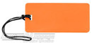 Global luggage tag 16LTG132NO ORANGE