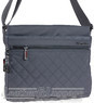 Hedgren Diamond Touch handbag VIOLA HDIT21 PERISCOPE GREY