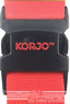 Korjo Luggage strap standard LS95 RED