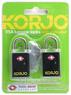 Korjo TSA keyed twin pack TSALL