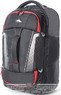 High Sierra composite V3 wheeled duffle with backpack straps 56cm 87274 BLACK