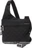 Hedgren Diamond Touch handbag LIZA HDIT09 BLACK