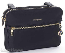 Hedgren Charm crossover handbag ATTRACTION HCHM02 Black