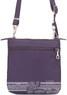Pacsafe CITYSAFE  CS50 Anti-theft RFID safe cross body 20200629 Mulberry