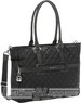 Hedgren Diamond Touch laptop tote ANDREIA HDIT29 BLACK