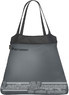 Sea to Summit Ultra-Sil folding shopping bag BLACK / GREY
