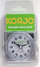 Korjo Analogue alarm clock AAC73