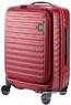 Lojel Cubo 54cm Hardside cabin laptop Suitcase LJCU54 BURGUNDY RED