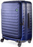 Lojel Cubo 65cm Hardside Top opening suitcase LJCU65 NAVY