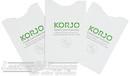 Korjo RFID credit card defender 3 sleeves RFIDCC3