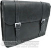 Hidesign leather messenger FERNANDO BLACK