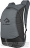 Sea to Summit Ultra-Sil folding backpack (ATLDPBK) BLACK / GREY