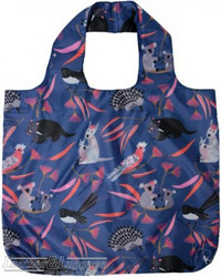 AT folding shopping bag 11TAM Animal mix