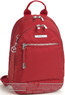 Hedgren Aura backpack SHEEN HAUR07 Tomato