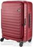 Lojel Cubo 74cm Hardside Top opening suitcase LJCU74 BURGUNDY RED