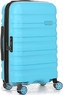 Antler Juno 2 56cm cabin 4W case 42219 TURQUOISE