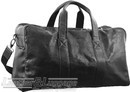 Pierre Cardin Leather overnight duffle PC2825 BLACK