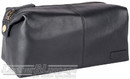 Hidesign leather washbag CBW-004 BLACK