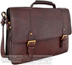 Hidesign leather briefcase CB-003 CHARLES BROWN