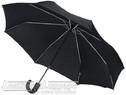 Shelta Mens folding Umbrella Mini Auto open/close 6888 Black