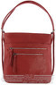 Gabee Dora convertible handbag / backpack LW61602 Red