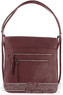 Gabee Dora convertible handbag / backpack LW61602 Wine