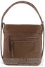 Gabee Dora convertible handbag / backpack LW61602 Stone