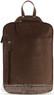 Gabee Emma leather backpack large LW52717 Chocolate