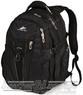 High Sierra backpack XBT 17'' laptop backpack 58000 BLACK