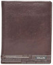 Cellini Viper RFID leather blazer wallet CMH207 BROWN