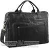 Pierre Cardin Leather briefcase PC2797 BLACK