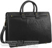 Pierre Cardin Leather briefcase PC2809 BLACK