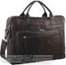 Pierre Cardin Leather briefcase PC2797 BROWN