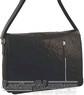 Pierre Cardin Leather messenger bag PC2798 BLACK