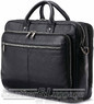 Samsonite Classic Leather Toploader 126039 BLACK