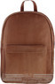 Cobb & Co leather backpack BYRON LF64513 COGNAC