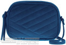 Gabee Magnolia quilted leather crossbody LW67226 Blue