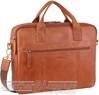 Pierre Cardin Leather briefcase PC2807 COGNAC