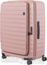 Lojel Cubo 74cm Hardside Top opening suitcase LJCU74 ROSE