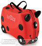 Trunki ride-on suitcase 0092 HARLEY LADYBUG