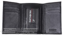 Samsonite RFID trifold wallet 50901 BLACK